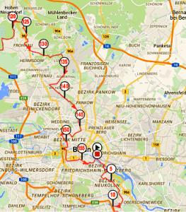 il faut environ trois de randonnée pour suivre cette portion du Mur de Berlin . Le tour complet mesure 160 km et il est relativement bien balisé. Toutefois, prévoyez carte et GPS , il se perd parfois sur un parking ou dans la végétation. Contournez les obstacles !