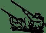 stickers-chasseurs-a-l'affut-autocollant-action-de-chasse-dans-les-MAIS-zlook-fusils-en-air-atomistickers-veste-chasse