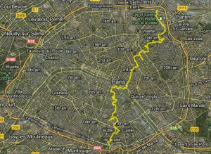 Traversée PARIS Nord-sud 2013-03-17 à 18.45.16