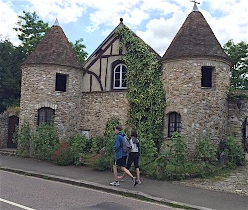 chateau rando