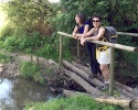 randonneuses pont