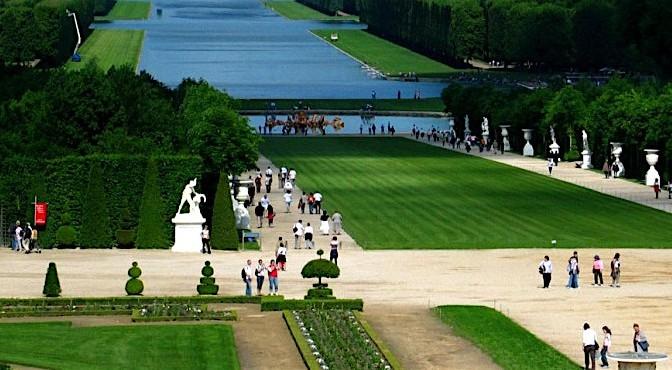 Rando royale à Versailles (18 km)