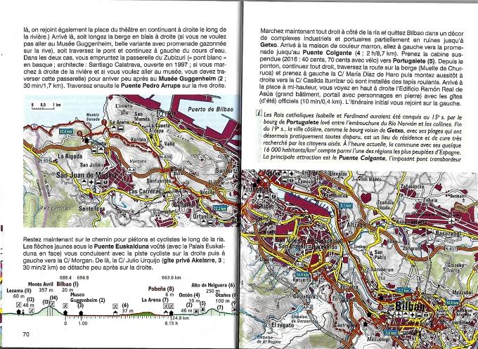 Carte villes guide CN