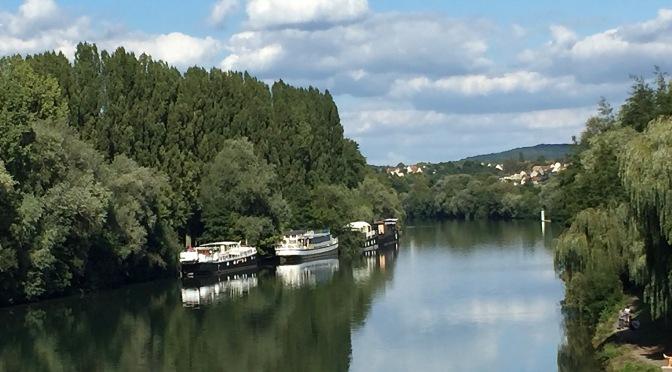 Idée rando : mettez vous Auvers sur l'Oise (95) 27 km