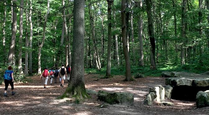 Une rando-marathon, 13 filles au taquet, un guide radical et moi et moi et moi