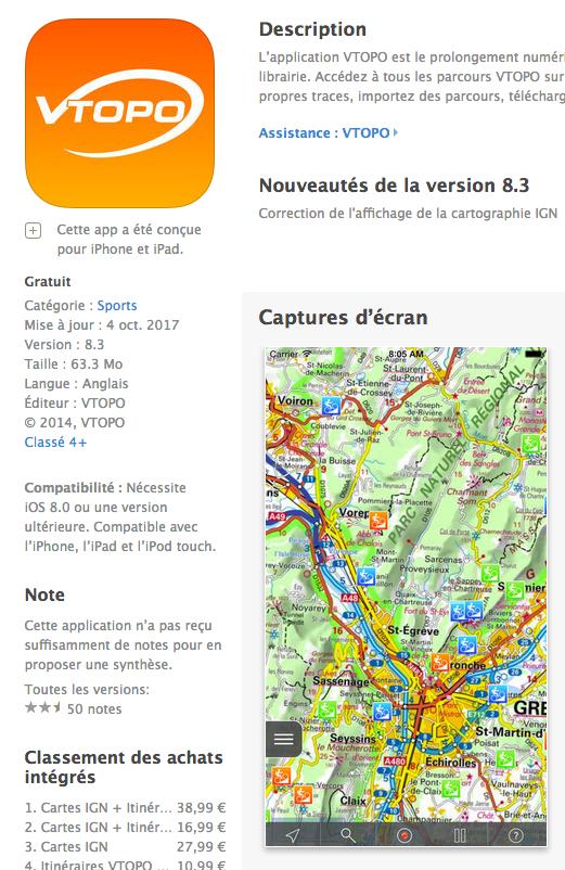 Carte Espagne Hors Ligne.Toutes Les App Gps De Randonnee Pour Smartphones Android Et Ios