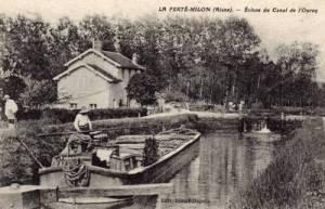 les flutes du canal de l ourcq