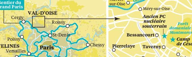 Sentiers périurbains : des randos aux frontières de la ville