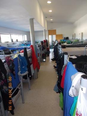 dortoir Compostelle