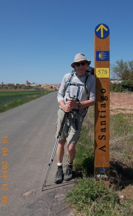 RK Camino Francès Santiago