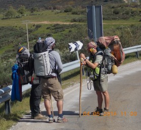 Routards Compostelle