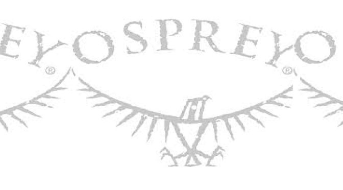 Test sac à dos  :  Osprey Kestrel 38 litres