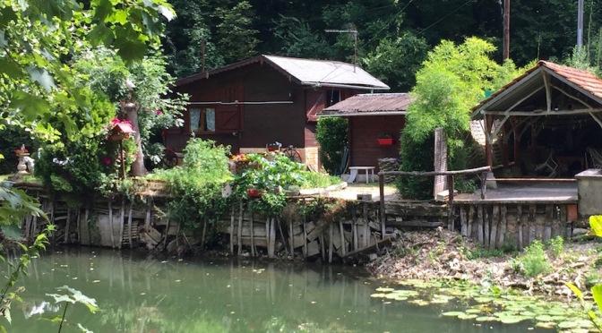 20 belles randonnées entre rivières et canaux d'Ile-de-France