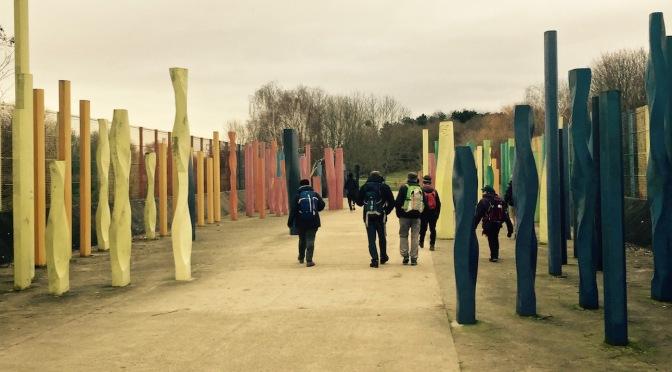 Balade au Parc de La CourNeuve, LE poumon vert du 93