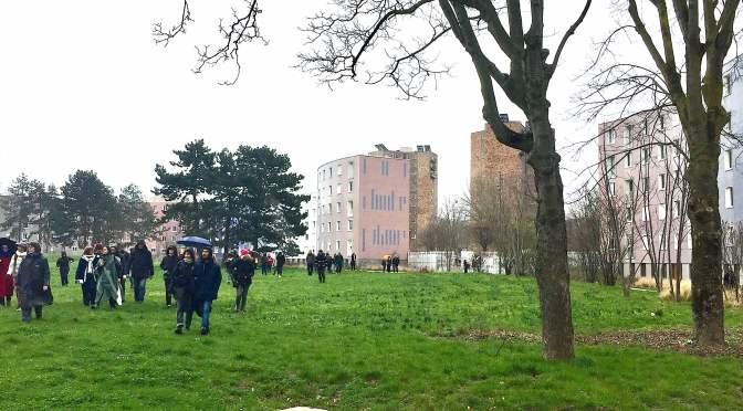 Rando periurbaine 93 : imMersion  dans un siècle D'architecture dE logement social