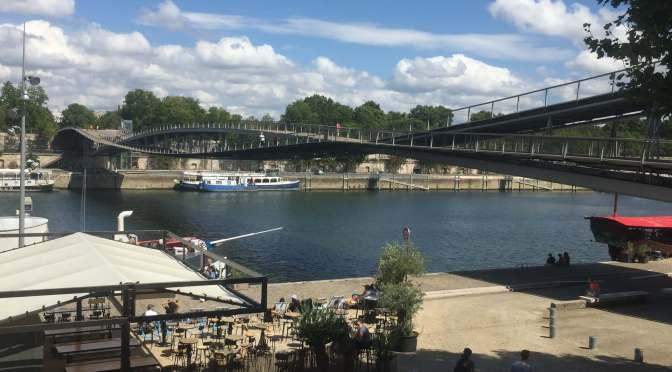 la Grande traversée  de Paris …co-vidé