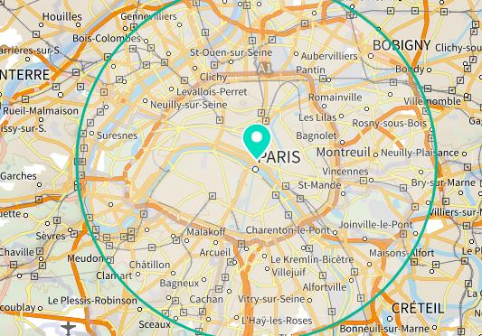 Confinement : APP pour tracer une rando dans un rayon de 10km