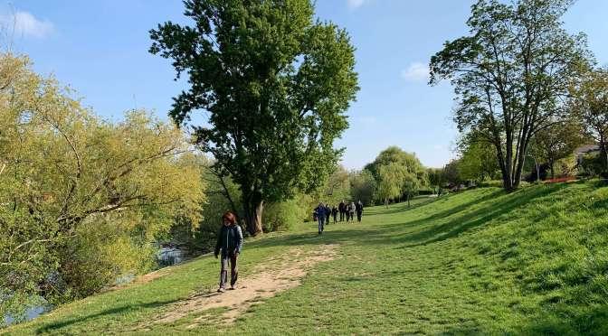 Rando des bords de Marne au Bois de Vincennes